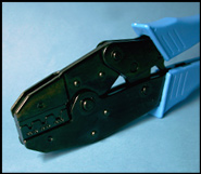 Open Barrel Crimper