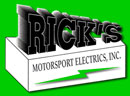Ricks Motorsport Electric